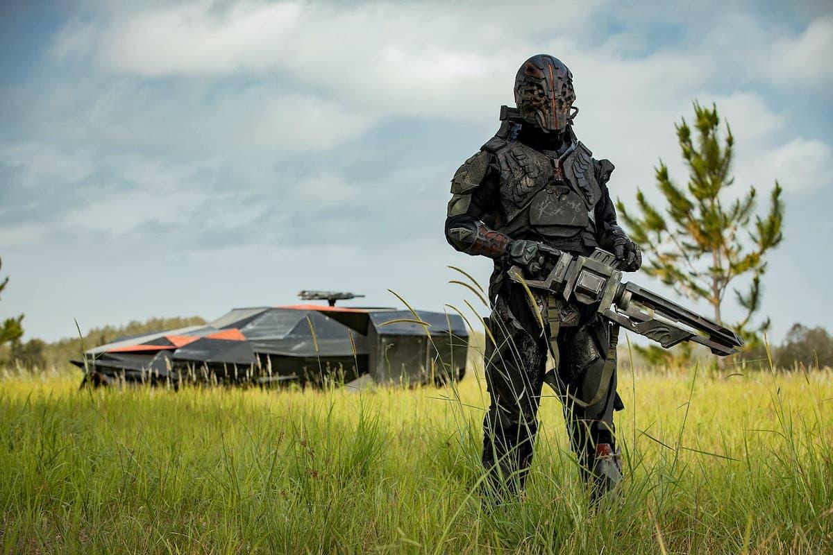 Первые кадры фантастического боевика «Ливень» - продолжения фильма «Оккупация» - 01