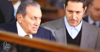 علاء مبارك : أجرى والدي عملية جراحية وحالته مستقرة