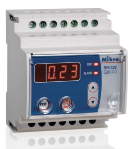 relay mikro DIN330