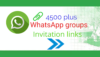 WhatsApp invitation link