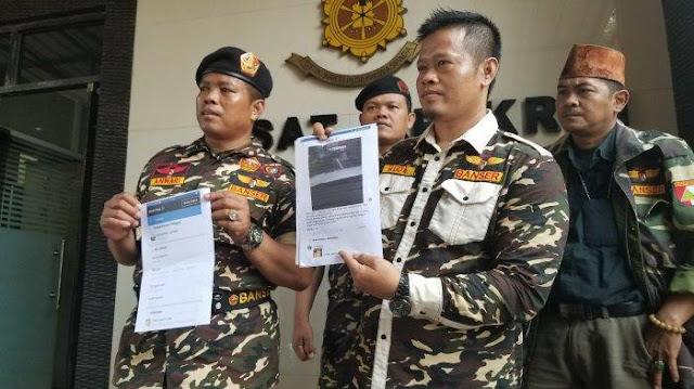 Viral Video TNI Hentikan Oknum Sipil di Tol, Banser Laporkan Dugaan Pencemaran Nama Baik