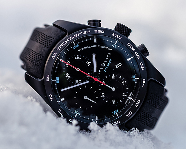 Porsche Design - Chronotimer GP Ice Race Special Edition