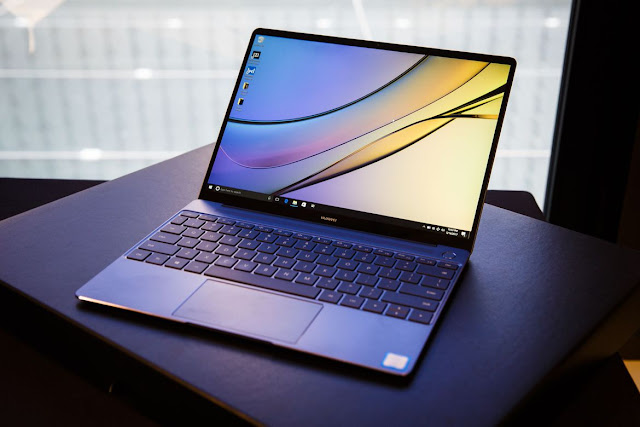 Huawei Releases Laptop Matebook X, For Sale From $ 1580