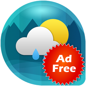 Paid-Weather & Clock Widget Ad Free Apk v1.0.1 Files Version