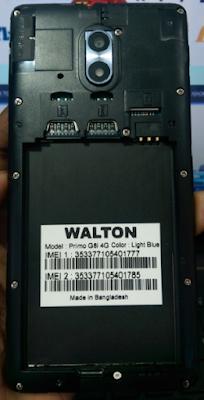 Walton Primo G8i 4G Frp Bypass File