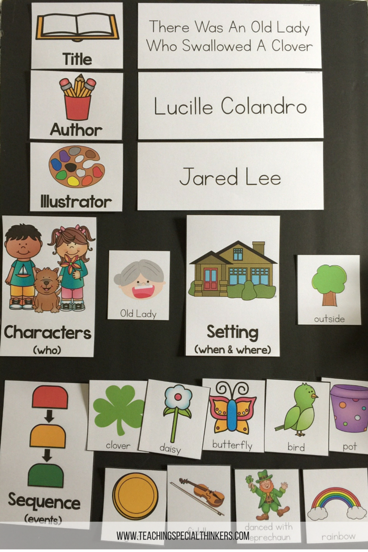 st patrick u0027s day book list teaching special thinkers