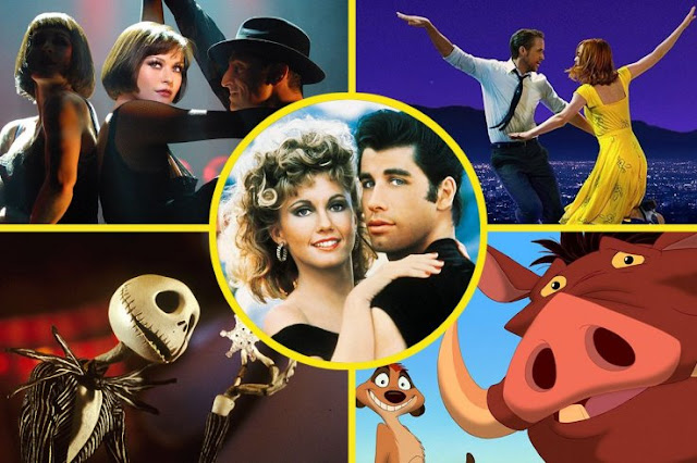 List of 10 Best IMDB Top Rated Musical Movies and TV Shows