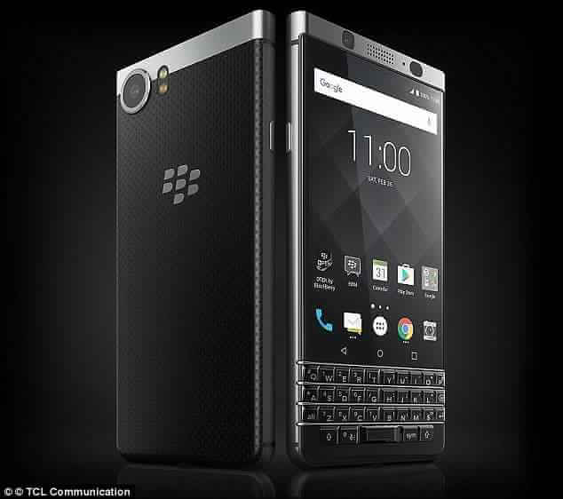 سعر ومواصفات هاتف BlackBerry Motion  بالصور
