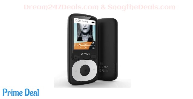 MP3 Player 60% OFF
