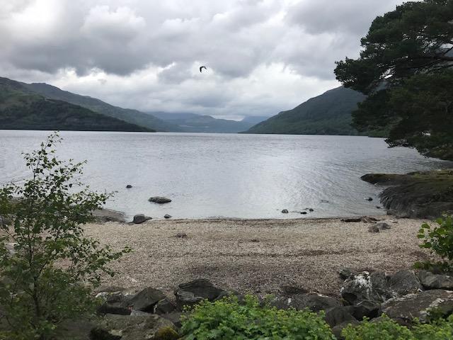 Loch Lomond, Scotland, Scenery, Natural, Beautiful,