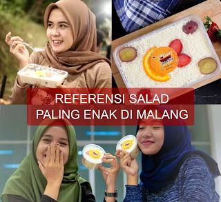 Referensi Salad Paling Enak di Malang