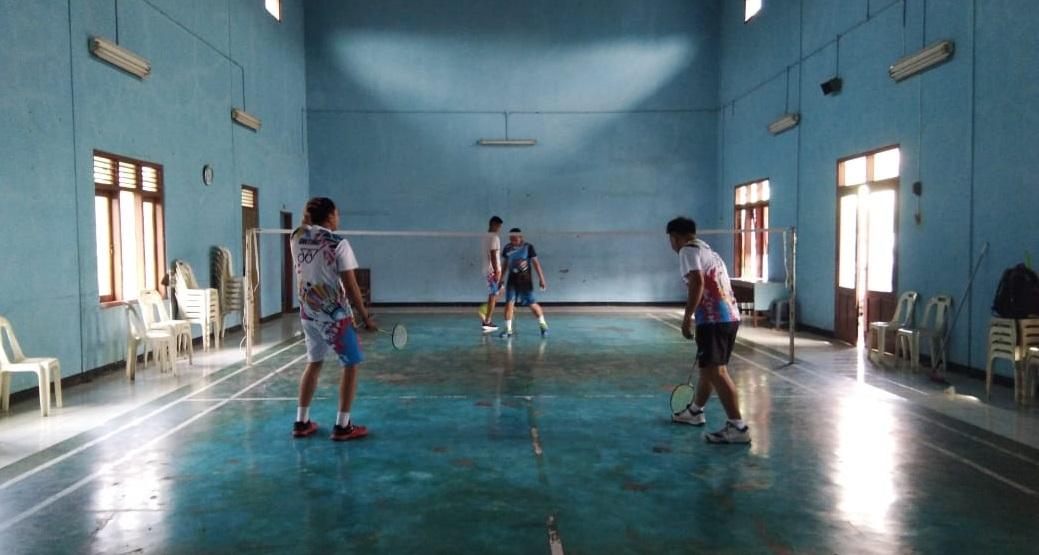 Olahraga, Perkuat Sinergitas Tiga Pilar Desa Meri