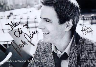 Piotr Polk Autograf
