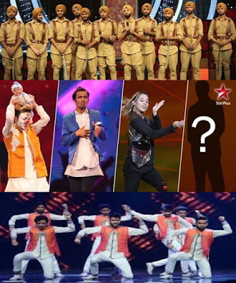 dance plus 2 top 5