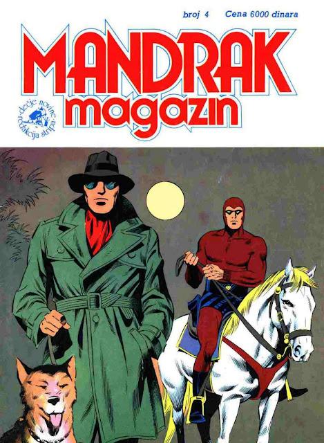 Hiljadu vekova unapred - Magazin - Mandrak