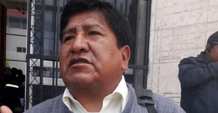 SUTEP pide renuncia de Mario Benavente Llerena, Director DRE Puno, por ser precandidato al Congreso en las filas de APP