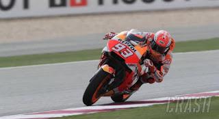 Hasil MotoGP Spanyol. Marquez Juara. Rossi Kelima.