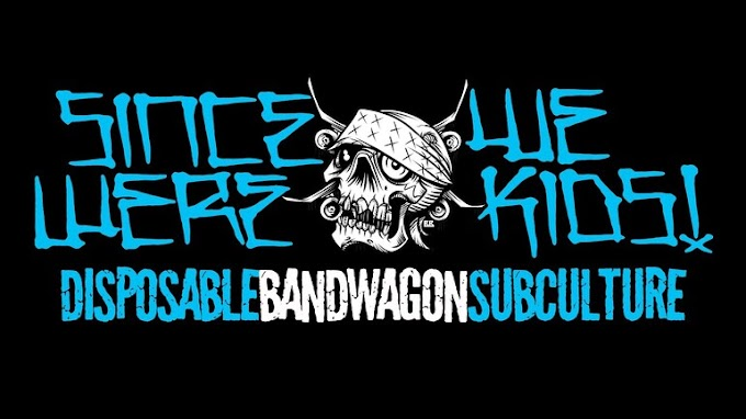 """Since We Were Kids! release video for """"Disposable Bandwagon Subculture"""""""