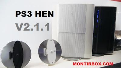 PS3 4.84 HEN V2.1.1 MOD CITRA MULIA (CM)