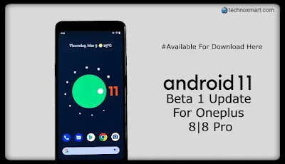 Android 11 Beta 1 Update Is Now Available To Download For OnePlus 8, OnePlus 8 Pro: Here's How You Can Download Them