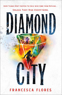 review of Diamond City by Francesca Flores