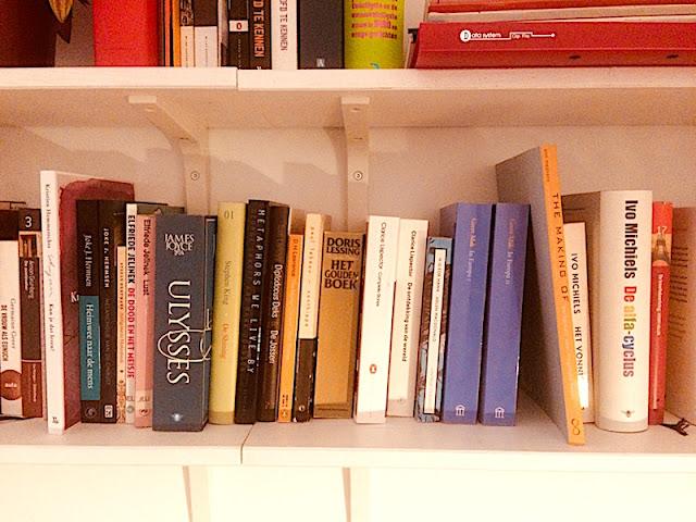 Nog te lezen boeken