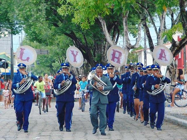 Bandas 4 de Janeiro de Itiúba, e Lyra Popular de Belmonte se apresentarão no Cortejo 2 de Julho em Salvador