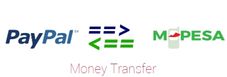 How to transfer money from MPESA to PayPal