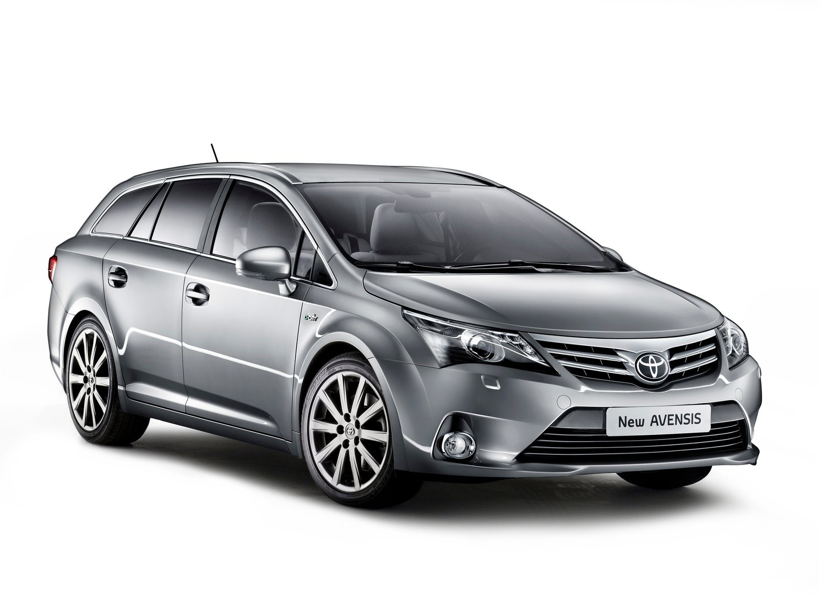 2012 TOYOTA Avensis car pictures, car review