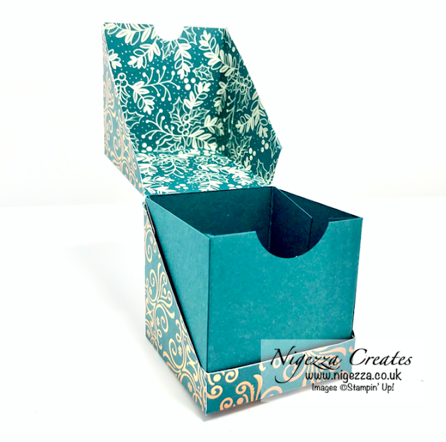 Brightly Gleaming Stampin Up