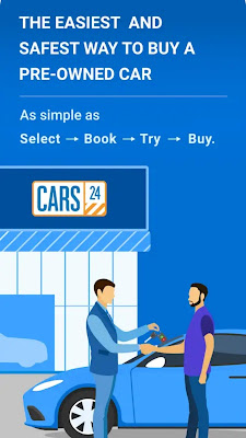 HOW TO BUY A Car from CARS 24?