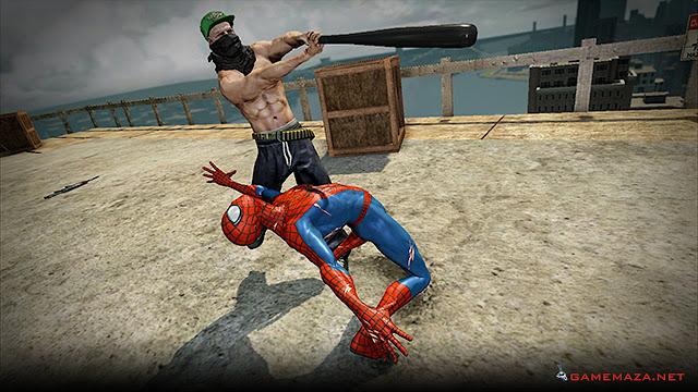 The Amazing Spiderman Gameplay Screenshot 5