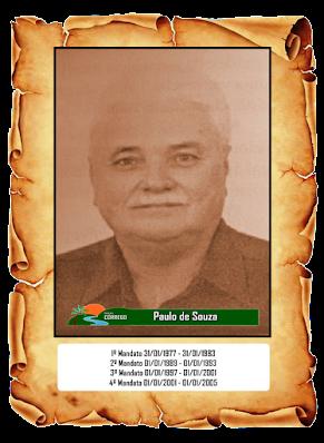 Paulo de Souza e um pouco de sua história