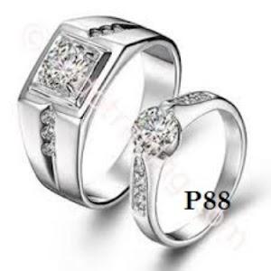 Cincin Tunangan Model Terbaru Harga cincin Tunangan Murah