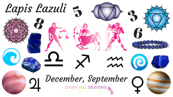 Dawn Hill Designs: Metaphysical and Physical Qualities of Lapis Lazuli