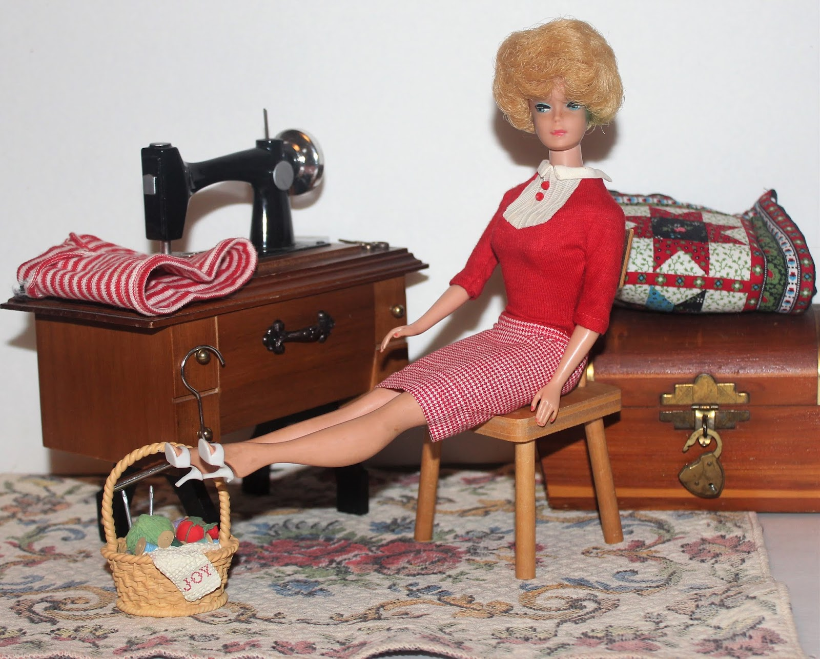 "Miniature record Album Barbie  1//12  1/""  Dollhouse Sesame street Muppets"