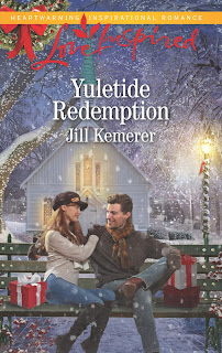 Link to purchase site https://www.amazon.com/Yuletide-Redemption-Love-Inspired-Kemerer/dp/0373719981/