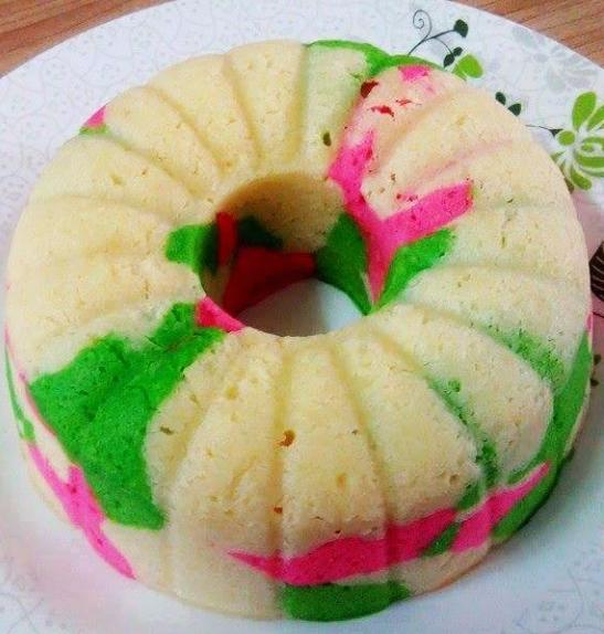 resepi kek mudah guna blender