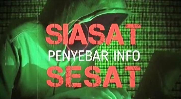 """VIDEO FULL """"Siasat Penyebar Info Sesat"""" TV one Menjadi Viral Di Facebook"""