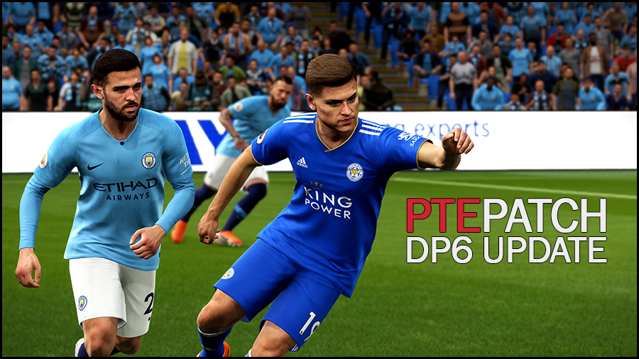 PES 2019 PTE Patch 2019 Update Datapack 6 0 by Cesc & Hawke