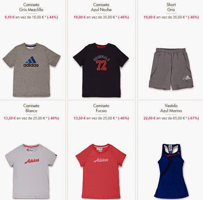 ropa infantil Adidas