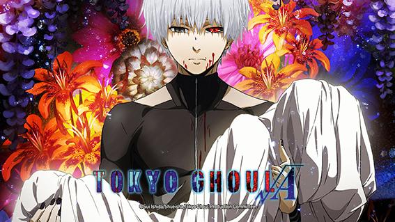 أنمي Tokyo Ghoul √A مترجم كامل HD