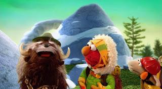 Elmo the Musical Mountain Climber the Musical. Sesame Street Episode 4418 The Princess Story season 44