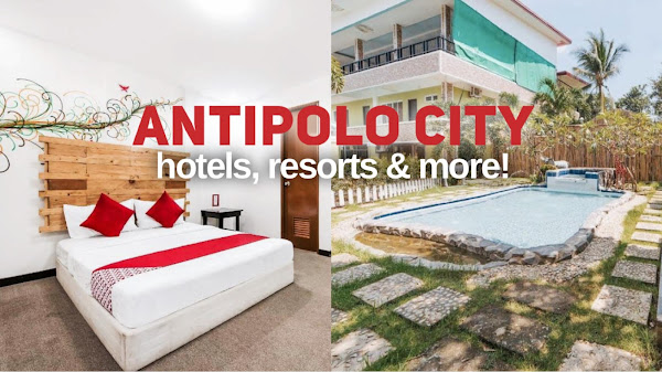 Hotels and Resorts in Antipolo