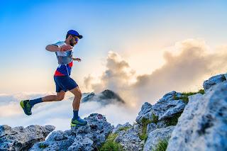 How far can a human run