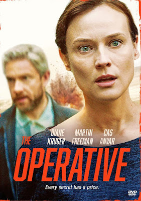 The Operative [2019] [DVD] [R1] [NTSC] [Subtitulado]