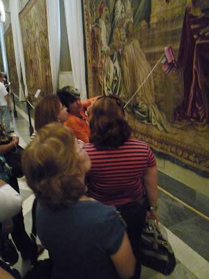 P1070565 - Visita guiada aos Museus Vaticanos, Capela Sistina e Basilica de S. Pedro com guia particular