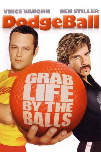 DodgeBall: A True Underdog Story (2004) ταινιες online seires oipeirates greek subs
