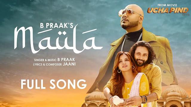 01- Maula - B Praak - Mp3 Song Download - 320kbps