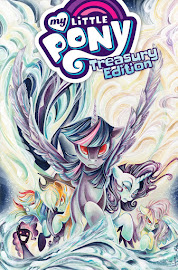 MLP Treasury Edition Comics